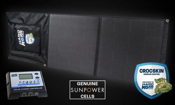 100w ultralight folding solar mat