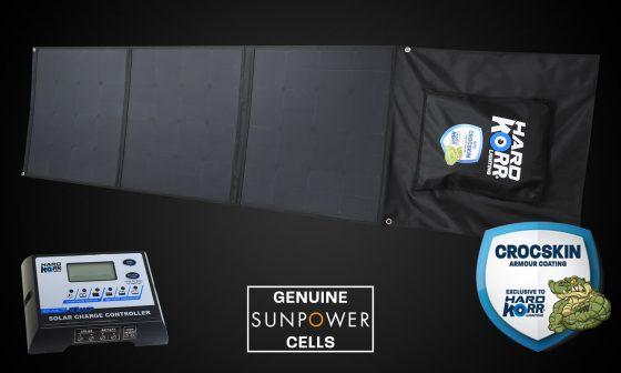 150w ultralight folding solar mat