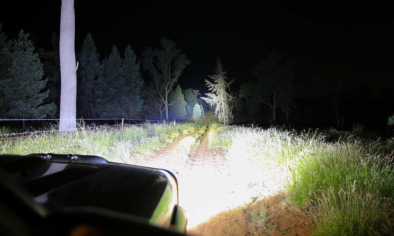 7 Inch LED Driving Light BZR Series