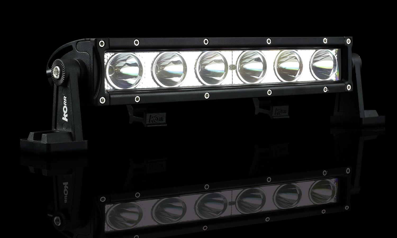 Xd series 116 18w single row led light bar xds310 hard korr usa aloadofball Choice Image