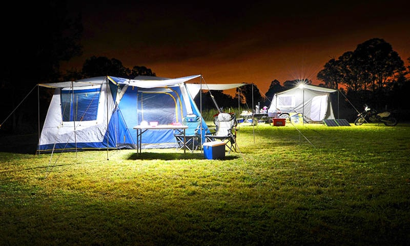 LED Camping Lights