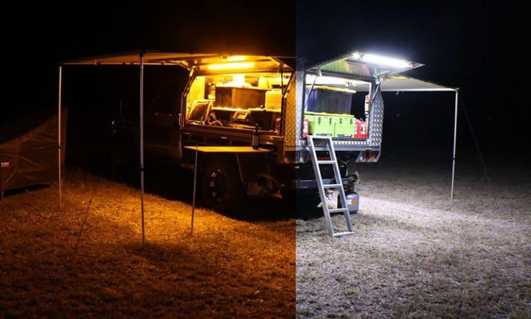 6ft 2m orange white high powered flexible strip light hard 6ft 2m orange white high powered flexible strip light aloadofball Gallery