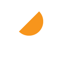 This LED lighting product produces orange and white light